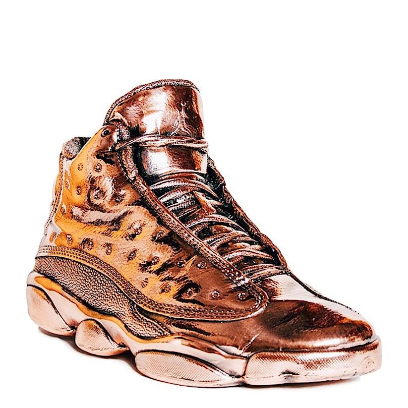 Jordan_Bronze_Sneaker_Statues_by_Artist_Msenna_2014_08