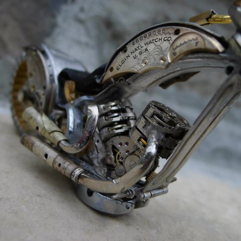 Model_Motorbikes_Made_Entirely_From_Discarded_Watch_Parts_2014_02