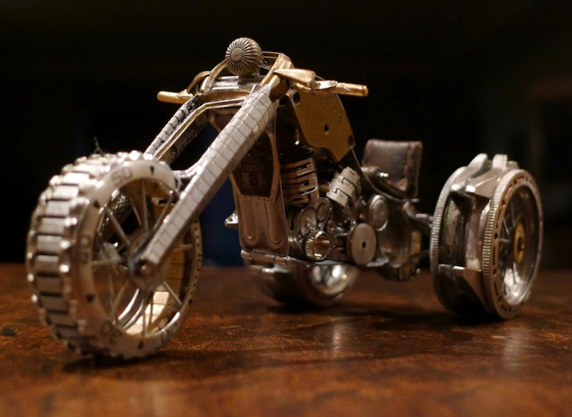 Model_Motorbikes_Made_Entirely_From_Discarded_Watch_Parts_2014_07