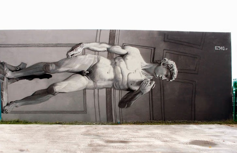New_Mural_by_OZMO_ft_Lady_Liberty_and_Michelangelo_David_in_Miami_2014_05