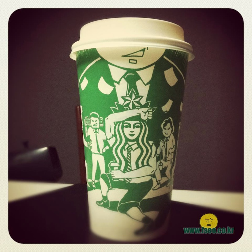 Starbucks_Cup_Art_by_Seoul_based_Illustrator_Soo_Min_Kim_2014_01