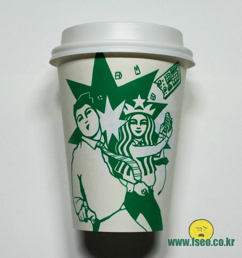 Starbucks_Cup_Art_by_Seoul_based_Illustrator_Soo_Min_Kim_2014_02