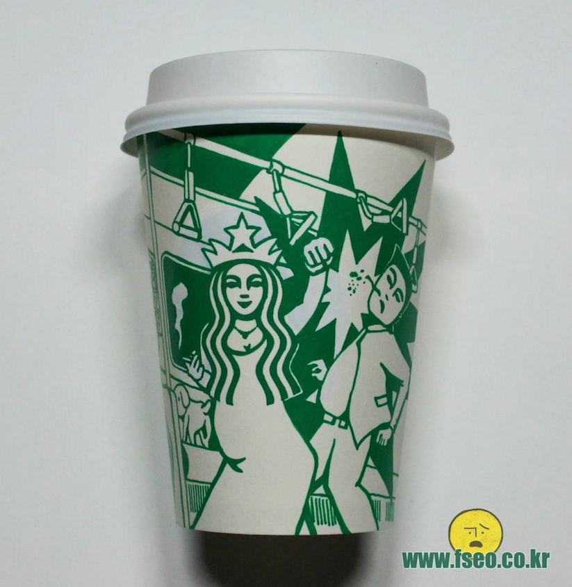 Starbucks_Cup_Art_by_Seoul_based_Illustrator_Soo_Min_Kim_2014_12