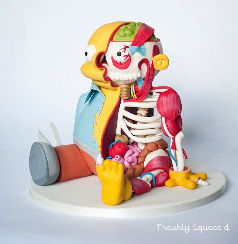 Cutout_Ralph_Ralph_Wiggum_From_The_Simpsons_Turned_Into_A_Creepy_Cake_2014_01