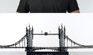 Famous_Landmarks_Printed_with_Bicycle_Tire_Tracks_by_Artist_Thomas_Yang_2014_header