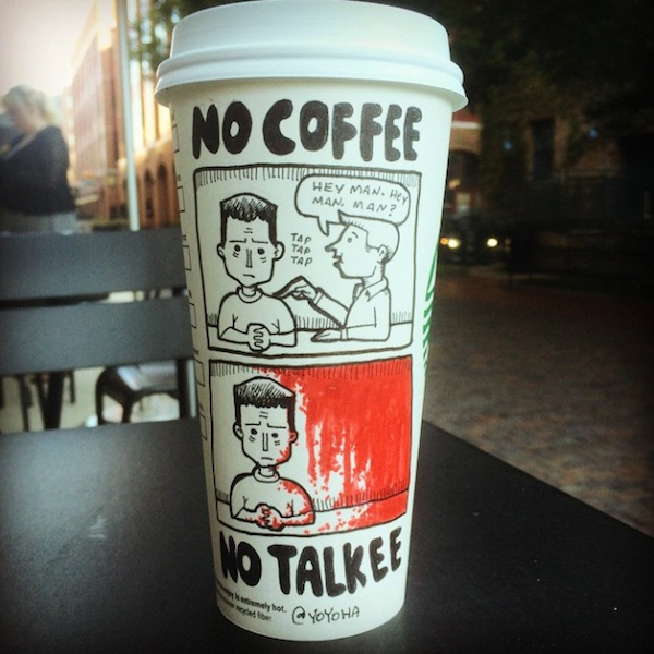 Hilariously_Twisted_Cartoons_Drawn_on_Coffee_Cups_by_Josh_Hara_2014_02