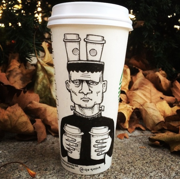 Hilariously_Twisted_Cartoons_Drawn_on_Coffee_Cups_by_Josh_Hara_2014_04