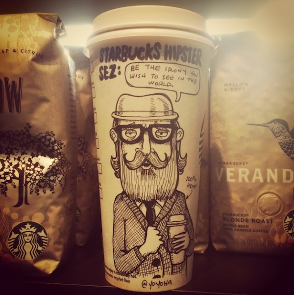 Hilariously_Twisted_Cartoons_Drawn_on_Coffee_Cups_by_Josh_Hara_2014_08