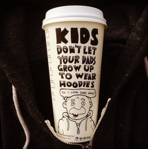 Hilariously_Twisted_Cartoons_Drawn_on_Coffee_Cups_by_Josh_Hara_2014_10