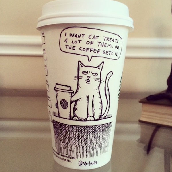 Hilariously_Twisted_Cartoons_Drawn_on_Coffee_Cups_by_Josh_Hara_2014_12