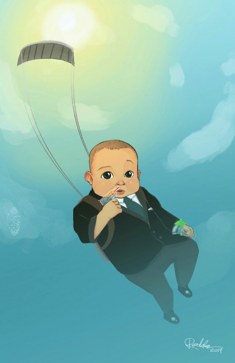 Husband_Hires_24_Artists_To_Illustrate_Portraits_Of_His_Son_To_Surprise_His_Wife_2014_16