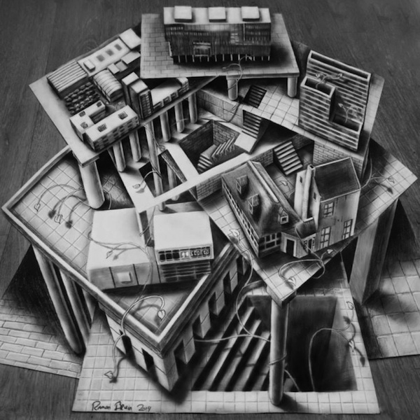 Optical_Illusionism_New_Anamorphic_3D_Illustrations_by_Ramon_Bruin_2014_05