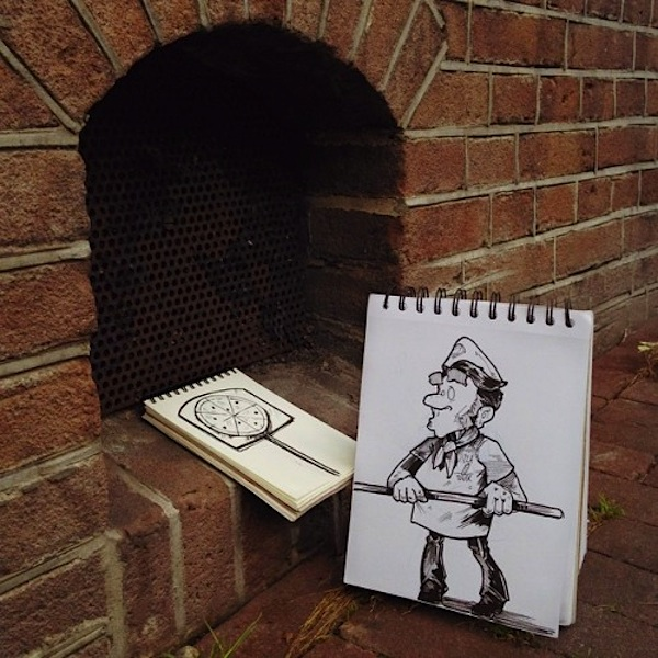 Cartoonbombing_New_Funny_Illustrated_Scenes_In_The_Streets_of_Amsterdam_2014_08