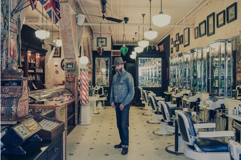Barber Nyc : Cuts?  Barber Shops of New York City by Franck Bohbot (15 ...