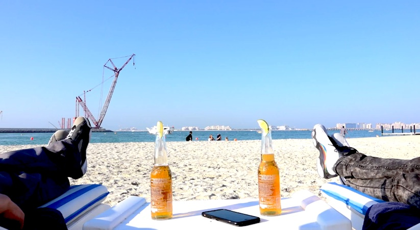 Hold_my_Beer_Marquese_Scott_Poppin_John_on_a_Beach_in_Dubai_2015_01