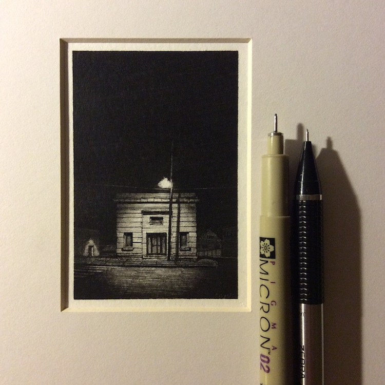 Incredibly_Detailed_Miniature_Drawings_of_Urban_Landscapes_by_Taylor_Mazer_2015_01
