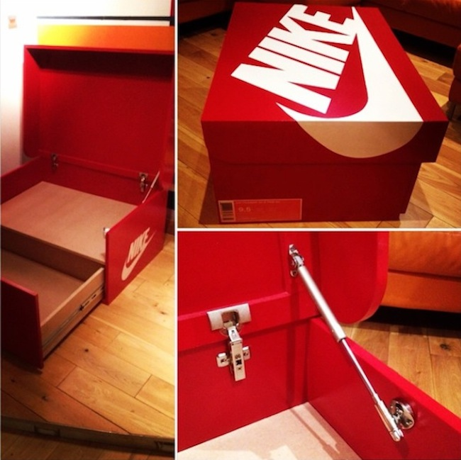 Pin Nike Sneaker Box Storage 00 on Pinterest