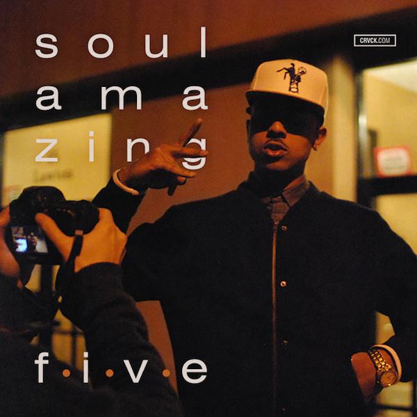 blu_soul_amazing_five_cover