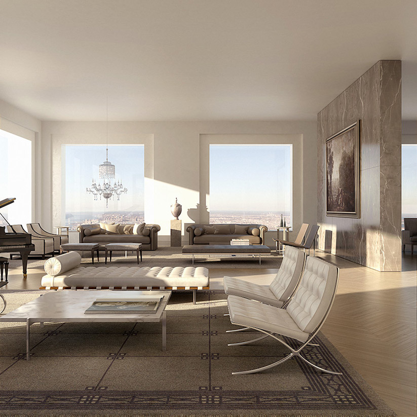 Apartments In Manhatten: $95 Million Park Avenue Apartment In Manhattan // New York