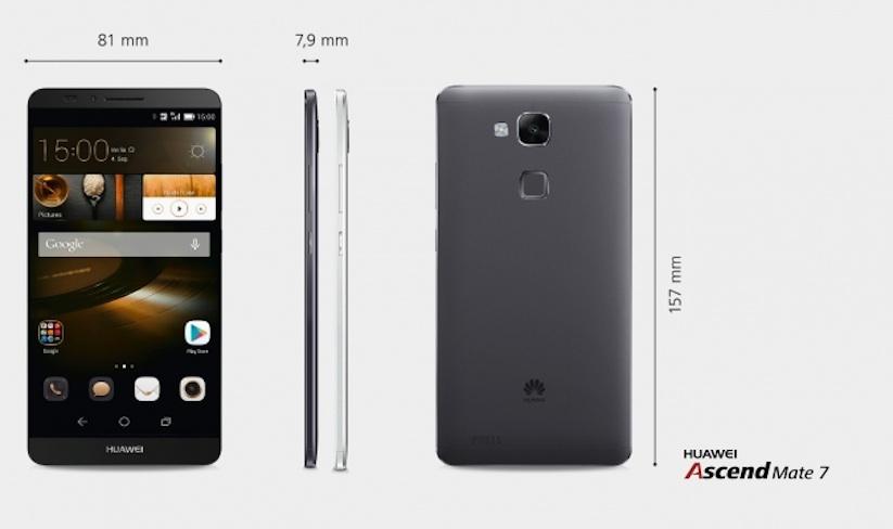 Entdecke das neue huawei ascend mate 7 smartphone huaweisurprises