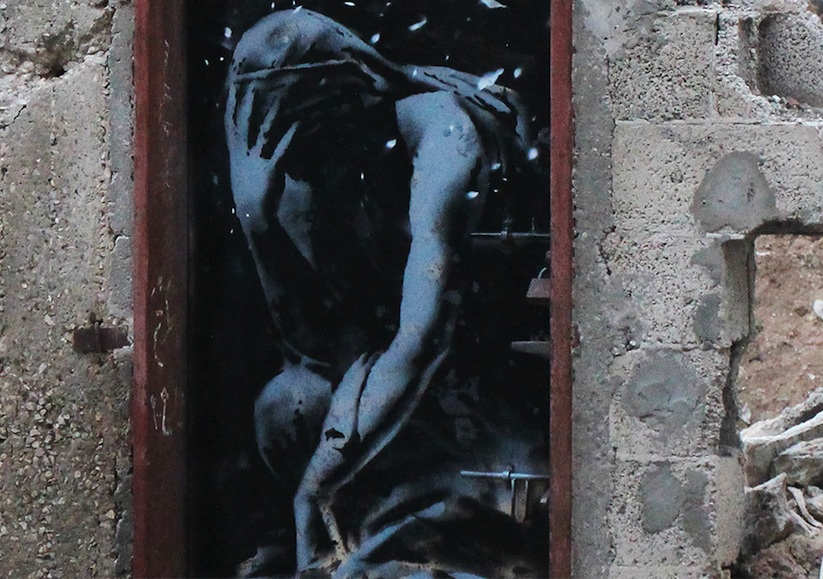 New_Series_of_Pieces_by_Banksy_in_Gaza_2015_05_01