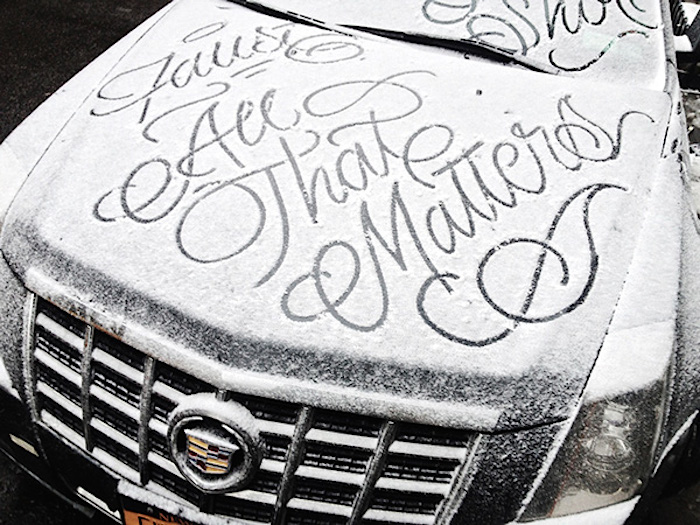Snow script by Faust