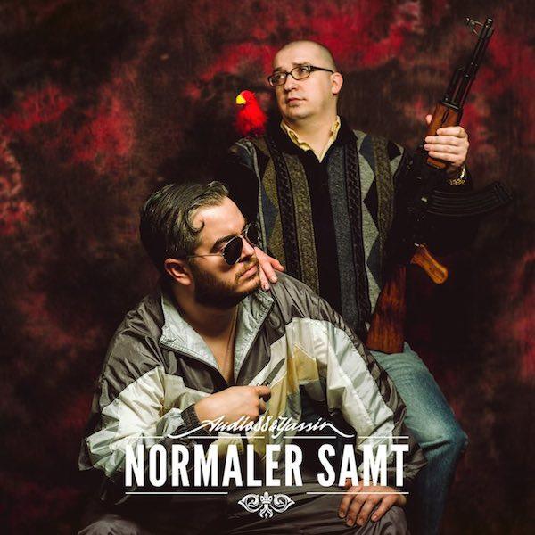 Audio88-Yassin-Normaler-Samt-Album-Cover