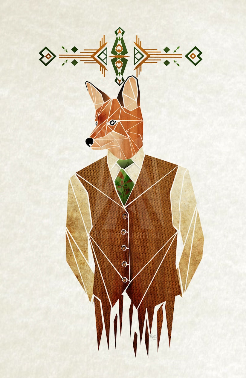 Hipster_Animals_Geometric_Illustrations_Inspired_By_Tangram_Puzzles_2015_06