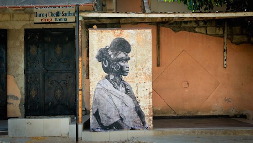 Portraits of Powerful Women_streetart_YZ_1