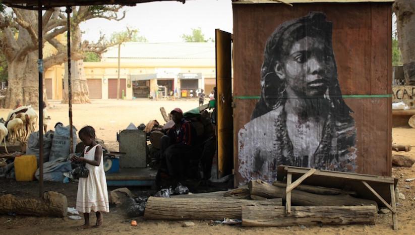 Portraits of Powerful Women_streetart_YZ_4