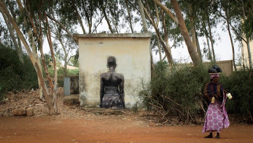 Portraits of Powerful Women_streetart_YZ_5