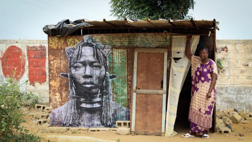 Portraits of Powerful Women_streetart_YZ_6