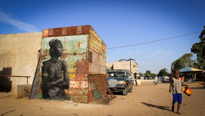 Portraits of Powerful Women_streetart_YZ_7