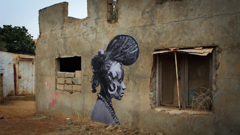 Portraits of Powerful Women_streetart_YZ_8
