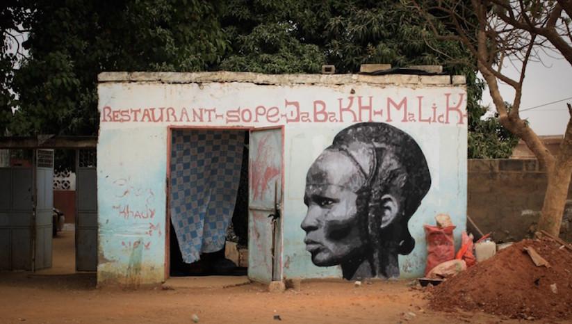 Portraits of Powerful Women_streetart_YZ_9