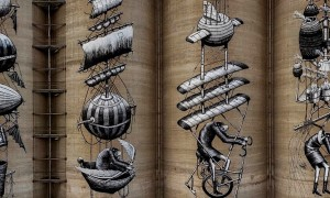 New_Mural_by_British_Artist_Phlegm_on_Giant_Grain_Silos_in_Perth_Australia_2015_header