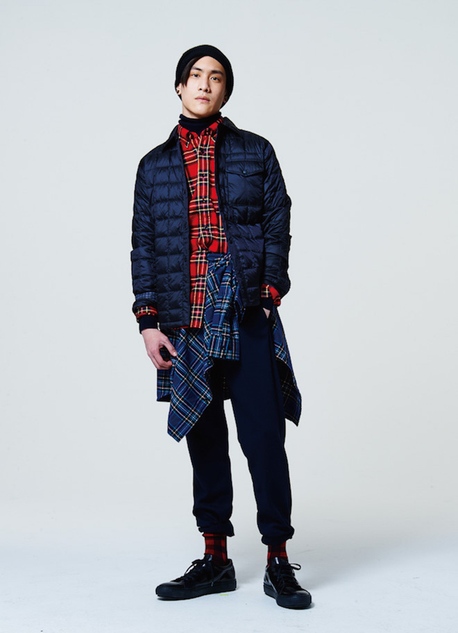 UNIQLO 2015 Fall Winter1