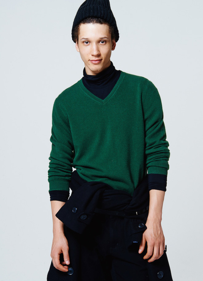 UNIQLO 2015 Fall Winter11