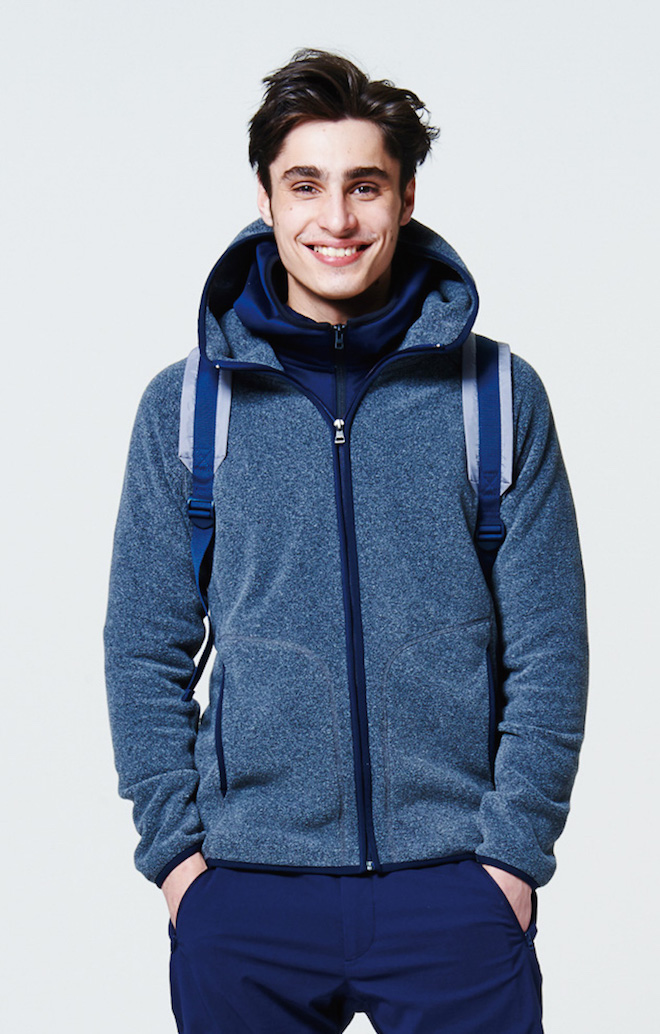 UNIQLO 2015 Fall Winter12
