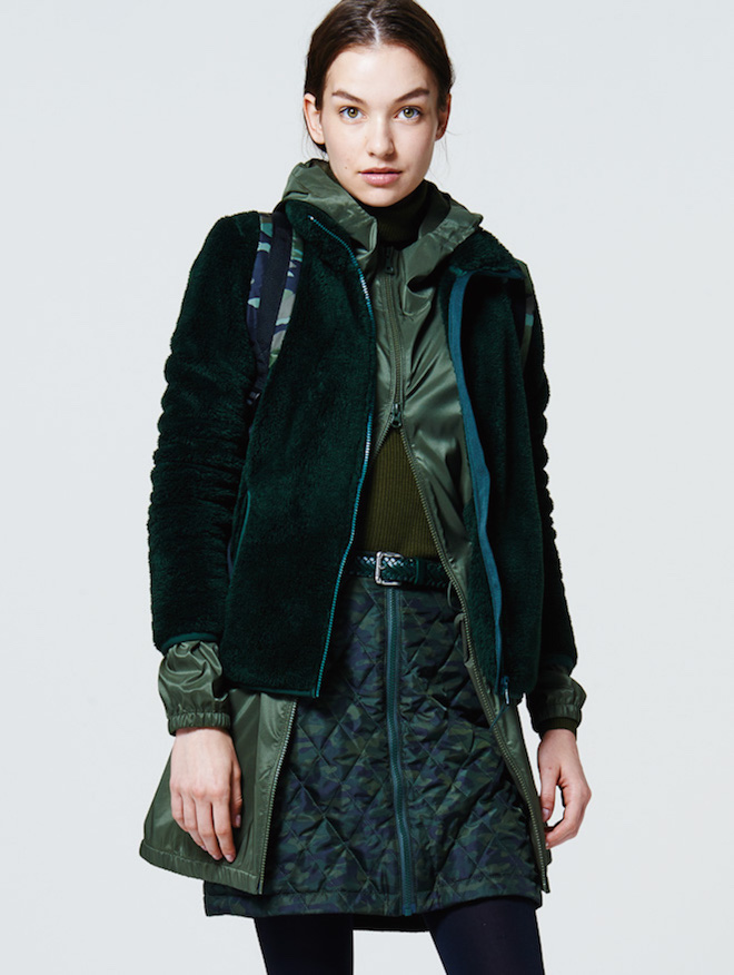 UNIQLO 2015 Fall Winter13