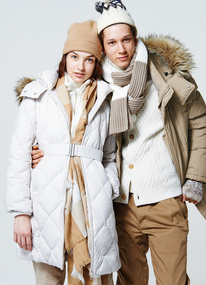 UNIQLO 2015 Fall Winter15