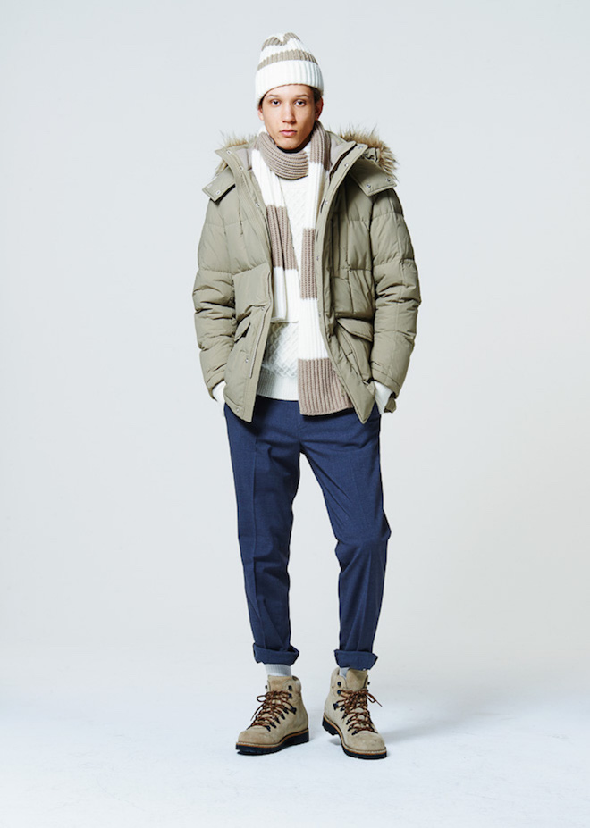 UNIQLO 2015 Fall Winter19