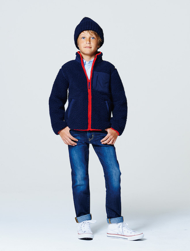 UNIQLO 2015 Fall Winter22
