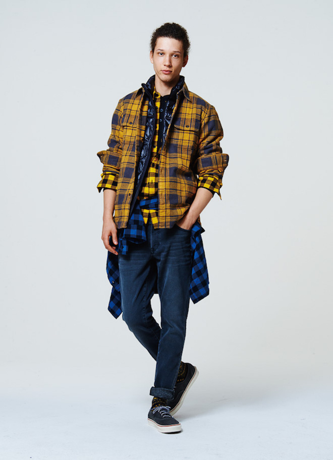 UNIQLO 2015 Fall Winter6