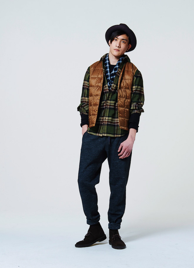 UNIQLO 2015 Fall Winter8