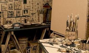 A_Full_Scale_Artist_Studio_Made_Out_Of_Cardboard_by_Tom_Burckhardt_2015_header
