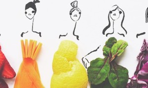 Artist_Gretchen_Roehrs_Finishes_Her_Fashion_Illustrations_with_a_Variety_of_Fruit_and_Vegetables_2015_header