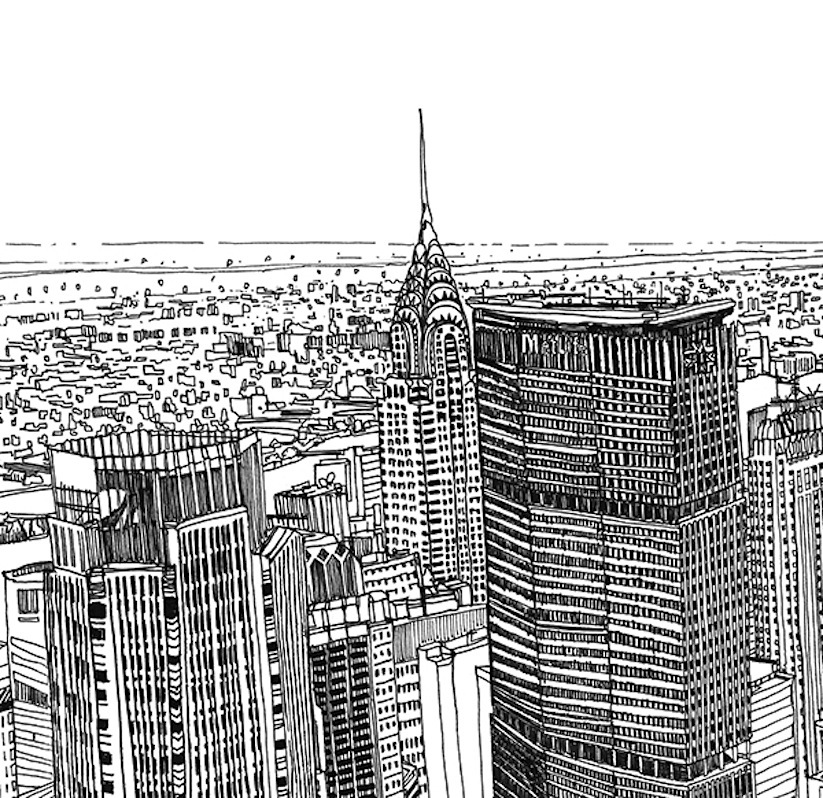 Colossus_An_Aerial_Panorama_of_New_York_illustrated_by_Patrick_Vale_2015_04