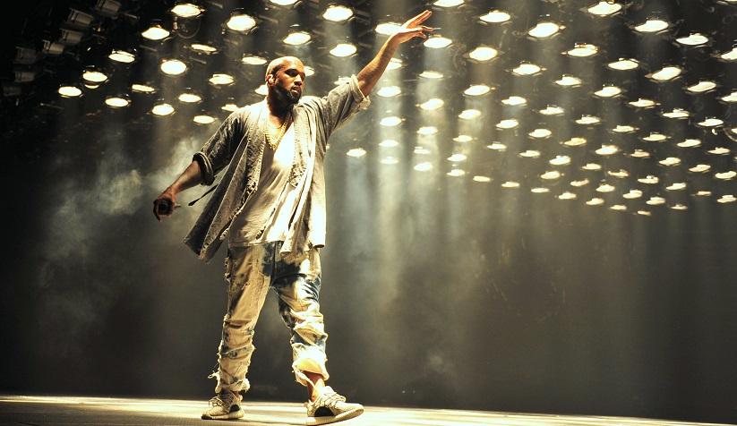 Kanye Glastonbury 2015