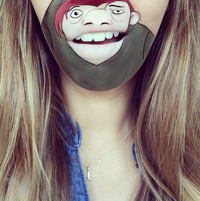 New_Cartoon_Lip_Art_Creations_by_Makeup_Artist_Laura_Jenkinson_2015_05